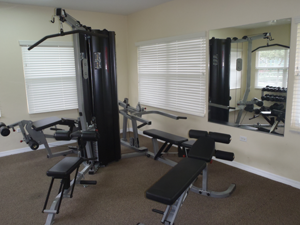 cayman islands condo with fitness center and gym photos